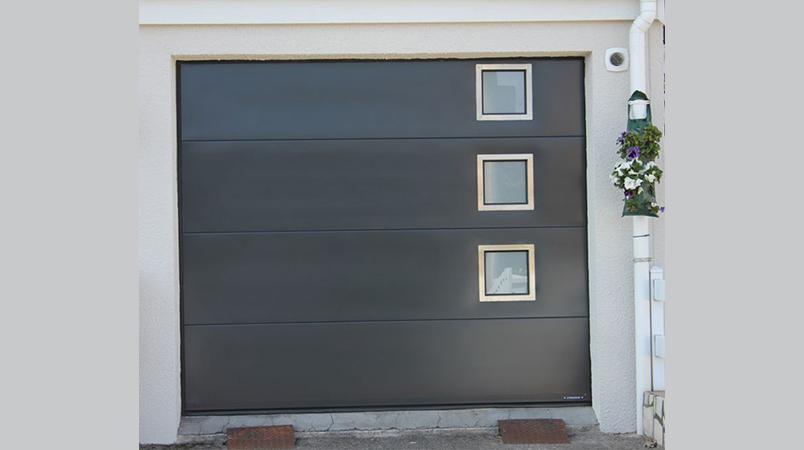 Porte de garage Allier